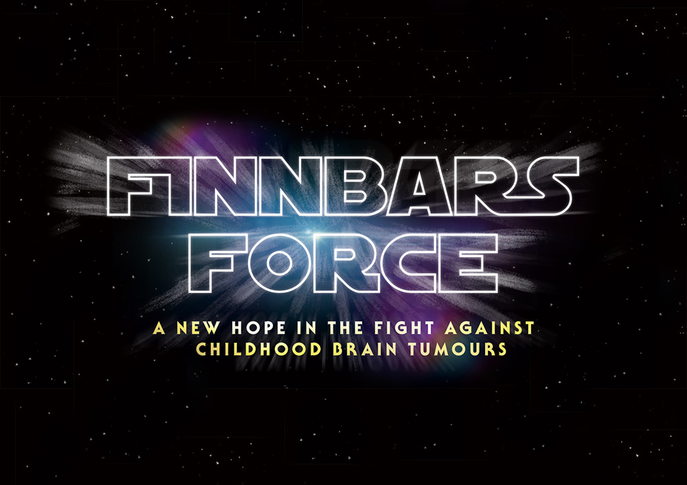 Finnbars Force, a new hope in the fight against childhood brain tumours